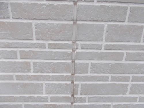 洗浄後の外壁の様子