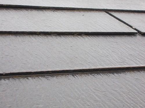 洗浄後の屋根瓦