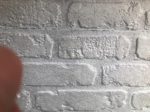 下塗りが済んでいる外壁