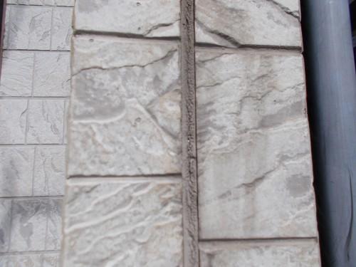 目地材表面の細かなヒビ