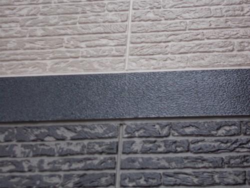 ダブルトーンでの外壁塗装