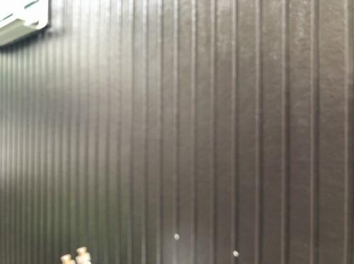塗装が終了した外壁