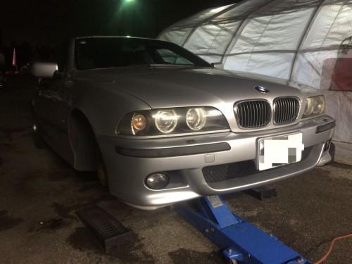 【アイズエージェント】BMW 持込タイヤ交換 「足立区」