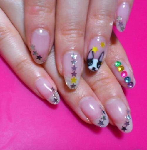 ♪staff nail♪