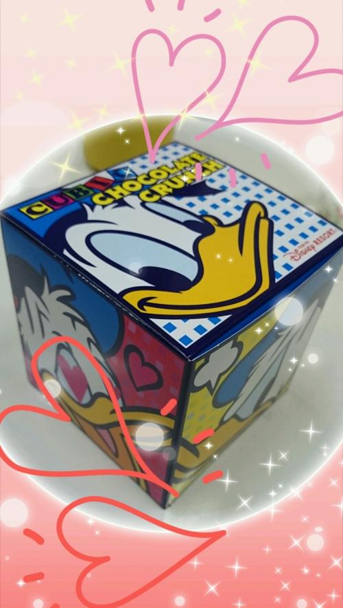 チョコレート! 甘くて( ゚v^ ) オイチイ