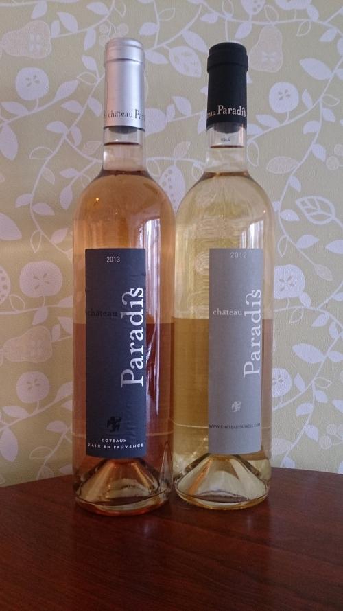 南仏の太陽をたっぷり浴びた葡萄で造られるワイン