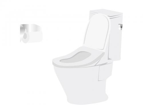 今のトイレはこんなに節水・節電!! トイレ交換工事