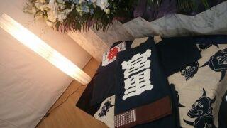 中野新橋の福寿院にて司会進行