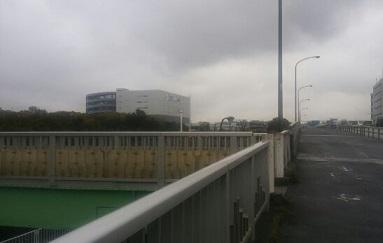 羽田空港近くの臨海斎場にてー