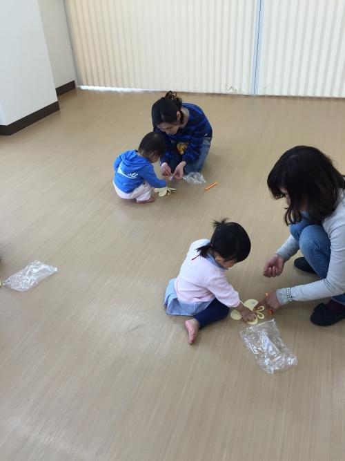 妙蓮寺 幼児 リズム遊び
