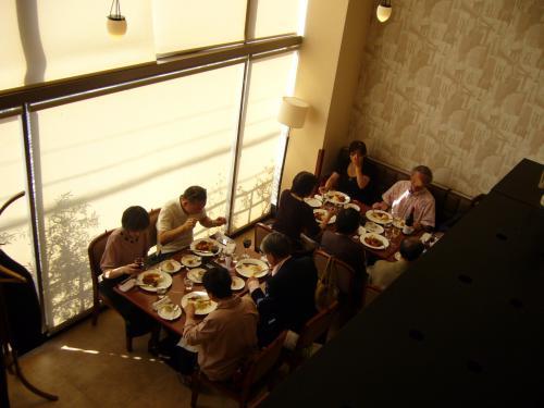 社内会合や仲間内での食事会・小パーティーにもどうぞ