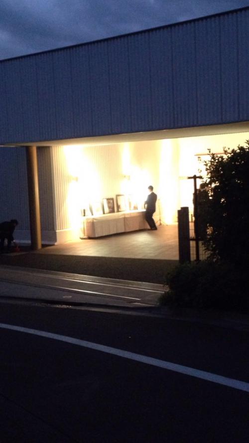 世田谷区のお寺にてお別れ会