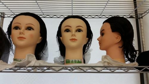美容師スク-リング楽しいです♪