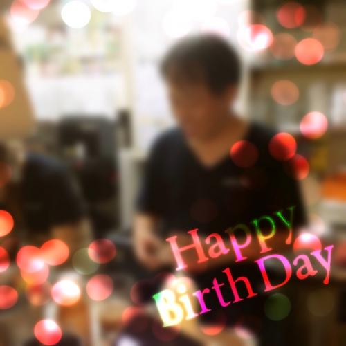 birthday店長