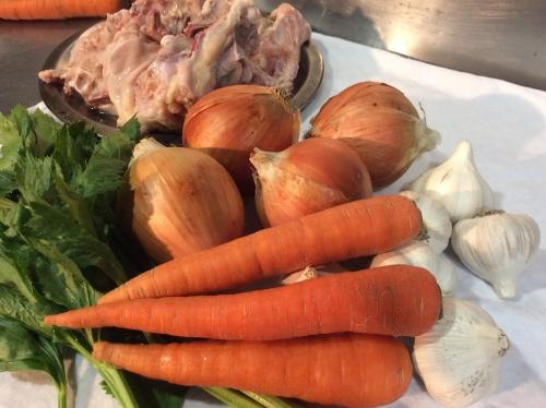 小川町 金子さんの野菜を使った食事会