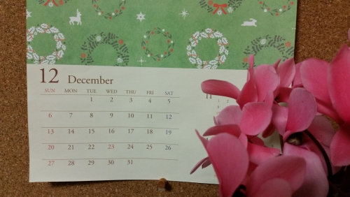 12月ご予約状況