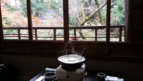 湯豆腐『奥丹 清水』