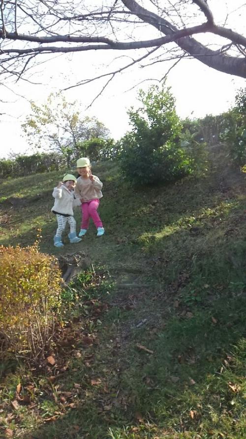 みんな大好き公園に行こう!!遊びの中で体力作り!