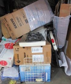 本庄市便利屋お片付け、引越しごみ不用品回収です。