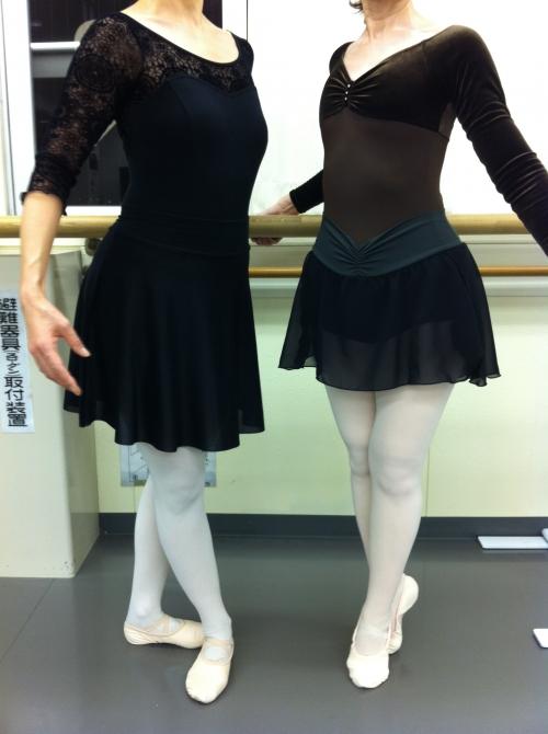 【バレエ】わたしのバレリーナファッション*5