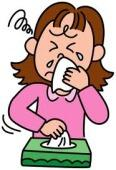 寒暖差によるアレルギー性鼻炎