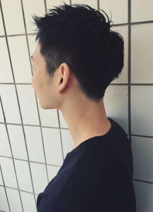 メンズ*刈り上げスタイル