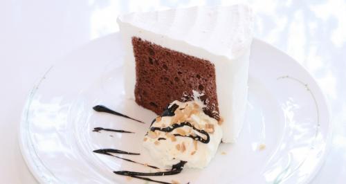 ケーキメニューに新しいケーキが加わりました!
