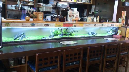 水戸市近郊 魚がいっぱい?子供が喜ぶ広島風お好み焼きのお店
