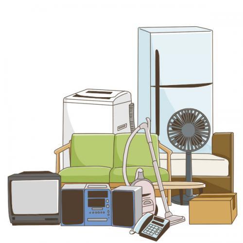 ゴミ、粗大ゴミ、不用品回収サポート、格安、便利屋