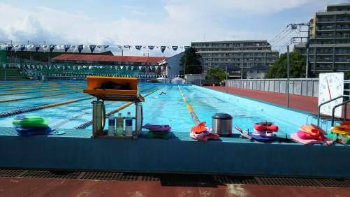 競泳強化合宿