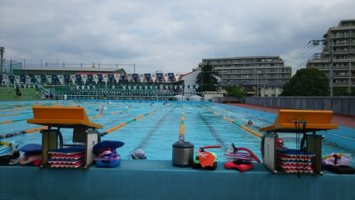 競泳強化合宿2