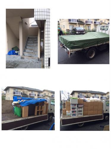 町田市にて安心安価のお引越しは便利屋レスキューへ^^