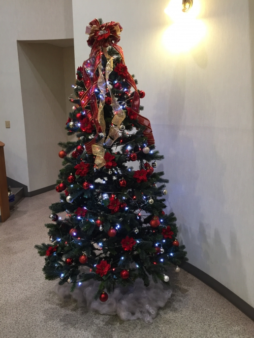 もうすぐクリスマス□