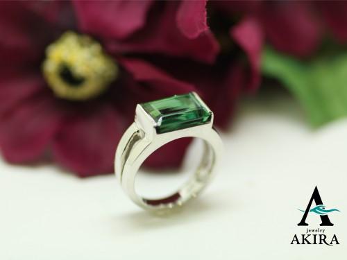 トルマリンの指輪のリフォーム