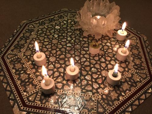 祈りの輪〜キャンドルナイト