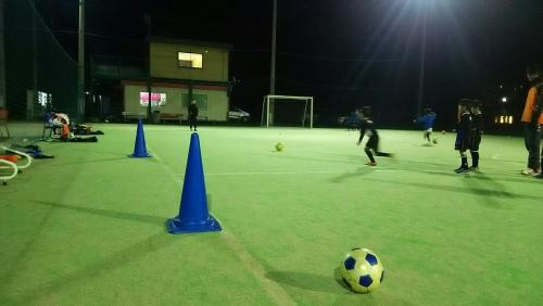 水戸市サッカースクール活動 U-8クラス