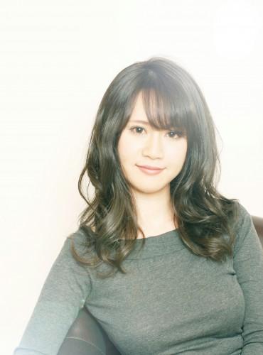 【カーキアッシュ】 × リラックスカール