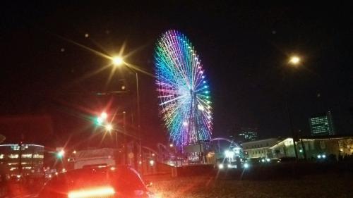 本日また横浜へ
