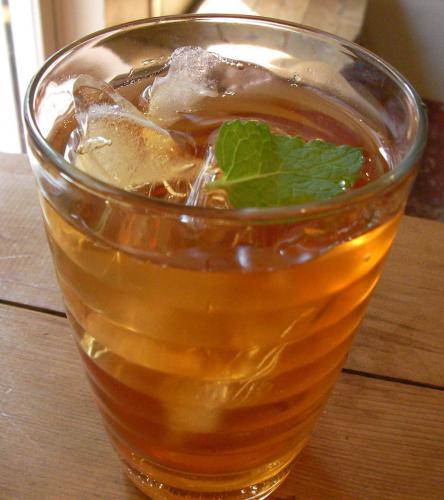 紅茶とフルーツとの相性