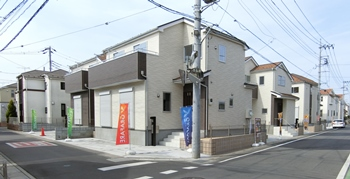 さいたま市西区指扇 新築分譲住宅 全8棟 2,180万円~