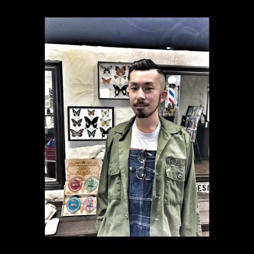 フェードスタイル barber 新潟 理容室