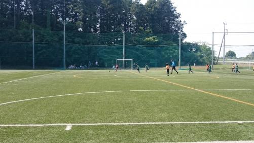 U-9練習試合