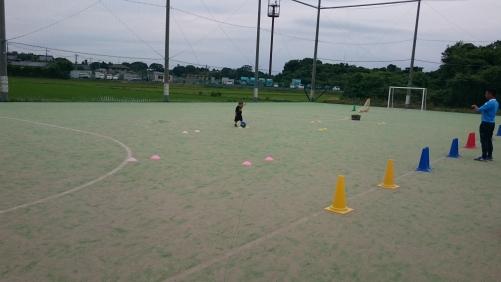 幼児 水戸市 サッカースクール