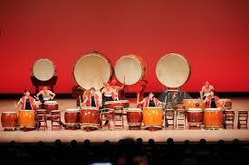 和太鼓演奏依頼イベント出演、邦楽授業和太鼓、和太鼓演奏経歴