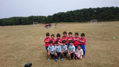 園児 海花ちびっ子サッカー大会