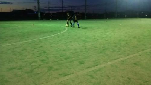 サッカースクール ドリブル強化