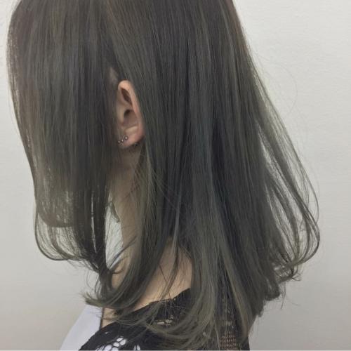 透けるグレー【TLONY渋谷】