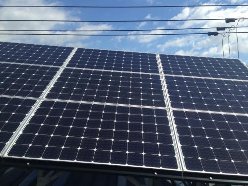 住宅用太陽光発電!補助金も出る地域も多数あり!!