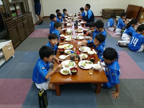 1年生2年生群馬サッカー合宿④