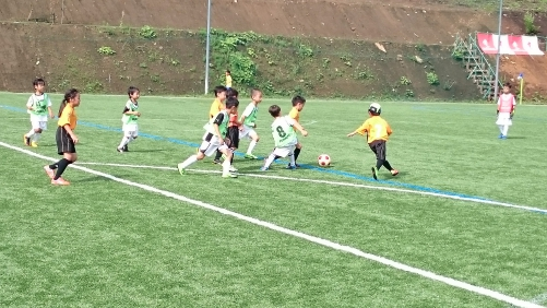 1年生2年生群馬サッカー合宿11